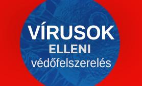 Vírusok elleni védőfelszerelés