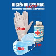 Extra higiéniai csomag - Egészségügyi szájmaszk