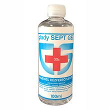Glady SEPT higiénés kézfertőtlenítő gél