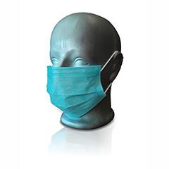3 rétegű minősített egészségügyi maszk