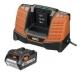 AEG 18 V akkumulátor szett L1840BL