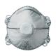 SupAir FFP2SL VO  aktívszenes, szelepes, részecskék+szerves gőzök ellen