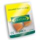 Earline  narancs színű, lekerekített hengeres PU füldugó (SNR 36dB)