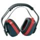 MAX 700 kék-piros fültok szabályozható, párnázott fej- vagy tarkópánt funkcióval (SNR 30dB)
