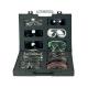 Lux Optical  Bemutatótáska,16 db szemüveggel