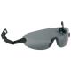 Peltor V6 sisakszemüveg  állítható szárú, sötét lencsével