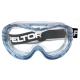 Peltor Fahrenheit  gumipántos, széles látóterű, indirekt ventillációs polikarbonát, légzésvédőkhöz is