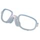 Adapter Grilamid® TR90 könnyű thermoplasztik keret korrekciós lencse számára