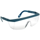 Ecolux kék keret, víztiszta látómező, állítható szárhossz