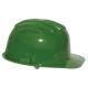 GP3000  zöld, védősisak, 440V-ig szigetel, hatpontos sisakkosár, szivacsos izzadságpánt
