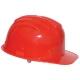 GP3000 piros, védősisak, 440V-ig szigetel, hatpontos sisakkosár, szivacsos izzadságpánt