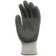 5-ös vágásálló, kopásbiztos, rugalmas Taeki® kesztyű, kondenzált fekete latex tenyér