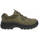 EMERALD (S1P CK) khakizöld nubuk cipő