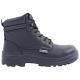 AVENTURINE (S3 CK) fekete vízlepergető színbőr cipő