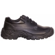 MOGANITE (S3 CK) fekete vízlepergető színbőr cipő, kompozit, Cambrelle® betét