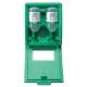 PLUM  nyitható fali doboz ,2db 0,5 l-es palackkal, tükörrel