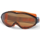 Uvex Ultrasonic  barna karc- és páramentes (HC-AF) Ultrasonic szemüveg