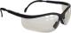 1001 Védőszemüveg 100% polikarbonát keret, szilikon orrnyereg