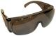 1004 Védőszemüveg 100% polikarbonát kerettel, állítható kerethosszúsággal 3-as
