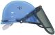 VISOGRILL Arcvédő sisakpánttal, bármilyen szabványos sisakra szerelhető