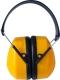 1115 Fültok, bőrerezetű, PVC párna, állítható fejbőség