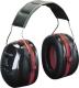 1120 PELTOR OPTIME III. rozsdamentes, állítható acélpántok, határértéke 32 dB