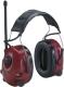 1121 PELTOR ALERT AM/FM rádió, csatlakoztatható CD vagy MP3 lejátszóhoz-, mobiltelefonhoz