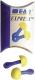 1132 EAR EXPRESS gomba alakú feltűzhető szivacs füldugó