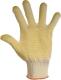 2239 Vágásbiztos, abralon kesztyű, vékony, kopásálló, tenyéren csúszás elleni pöttyözésel.