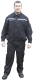 4634A Tűzoltó gyakorló kabát 280gr 100% pamut lángmentesített
