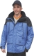 TWISTER dzseki, kizippzározható polár béléssel, piros ,  100% polieszter, PVC külsõ anyag