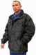 Grönland  kabát, vízlepergető oxford poliészter, fekete színekben