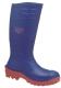 EOLE TRUCKER  Víműves csizma (S5), kék védőcsizma, vízműveseknek, talpátszúrás elleni acálemez
