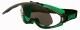 UVEX ultra Sonic, vegyszerálló, HC/AF lencse, plusz felhajtható hegesztőlencse, UV-IR védelem