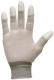 A 203 Karbonszálas antisztatikus szerelő kesztyű Pu ujjbegyek, rugalmasan kötött, gumirozott mandzsetta