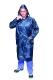 Orkán esőkabát, 120cm hosszú, kék