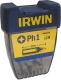 "Bithegy PH1 1/4"" 25mm IRWIN"