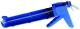 Kittkinyomó 225 mm félzárt (kék)