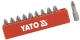 "Bithegy PZ1 1/4"" 25 mm 10db/bl. YATO"
