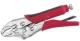 Kombinált anya-csőfogó 240 YATO gumírozott nyéllel