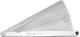 Hézagmérő 17 lapos (0,02 mm - 1,00 mm) 200mm YATO