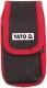 Mobiltelefon tartó táska övre fűzhető YATO