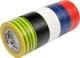 Szigetelőszalag 19mmx0,13x20m (10db) 2*öt színnel YATO
