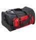 Kitbag táska, fekete/piros