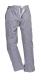 Barnet séf nadrág, kockás (kék fehér), 100% pamut