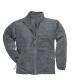 Argyll vastag polár pulóver, szürke, 100% poliészter
