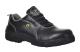 Compositelite ESD félcipő, bőr felsőrésszel, S1, fekete, Bőr, PU - Talp F
