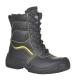 Steelite szőrmebéléses védőbakancs S3, fekete, Marhabőr PU/TPU - Talp F03