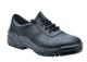 Steelite félcipő S1P, fekete, hasított marhabőr bőr