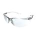 Lite Safety védőszemüveg, víztiszta, Polikarbonát